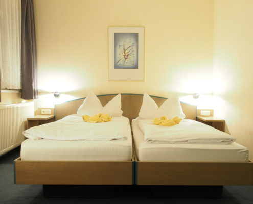 Pension Ottendorf-Okrilla Doppelzimmer