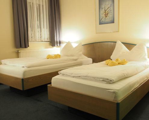 Pension Ottendorf-Okrilla Zweibettzimmer
